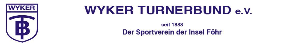 WTB – Wyker Turnerbund e.V. Logo